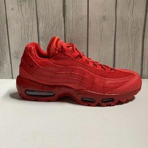 Nike Air Max 95 Triple Red CQ9969-600